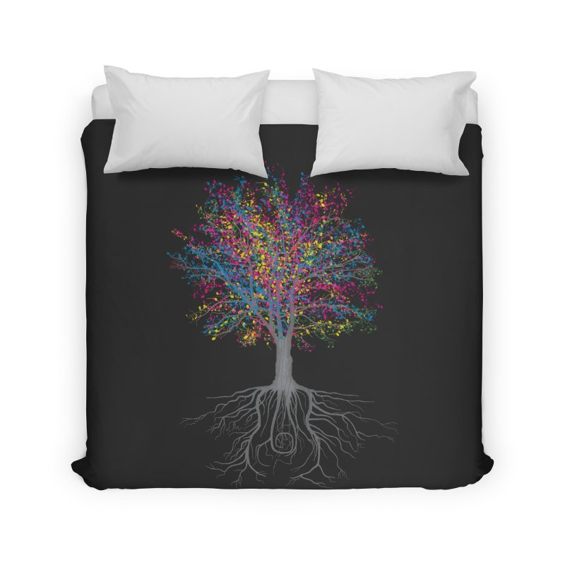 It Grows on Trees Home Duvet by Threadless Artist Shop