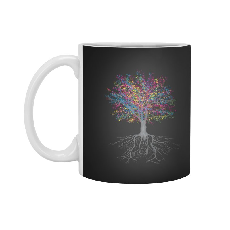 It Grows on Trees Accessories Mug by Threadless Artist Shop