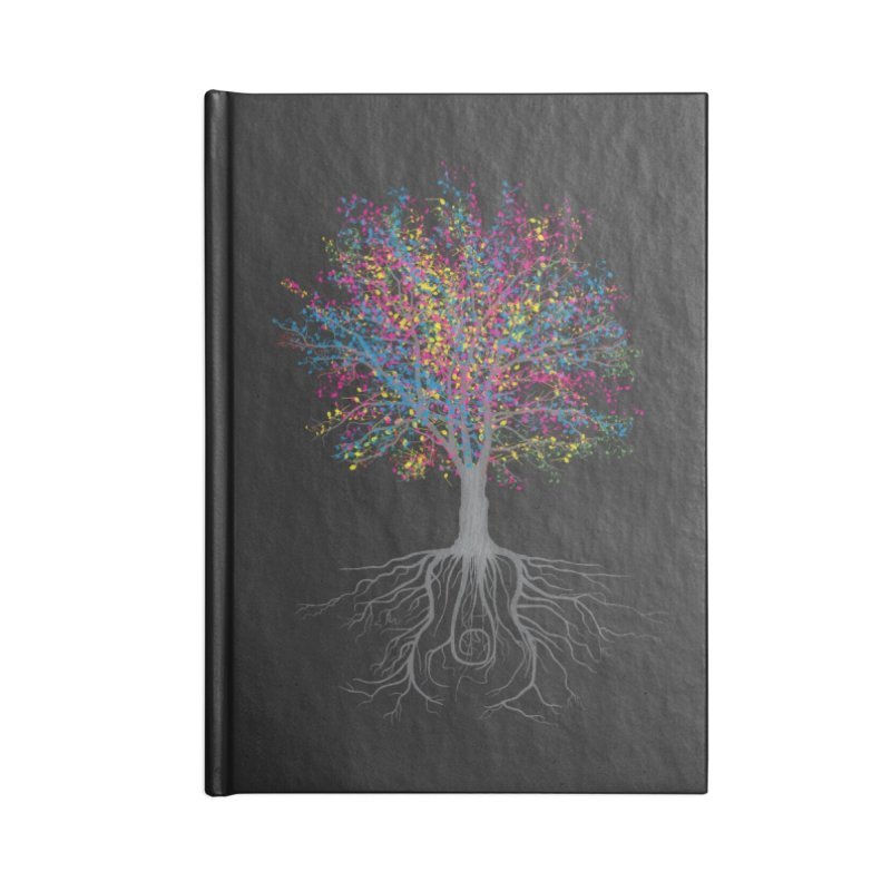 It Grows on Trees Accessories Notebook by Threadless Artist Shop