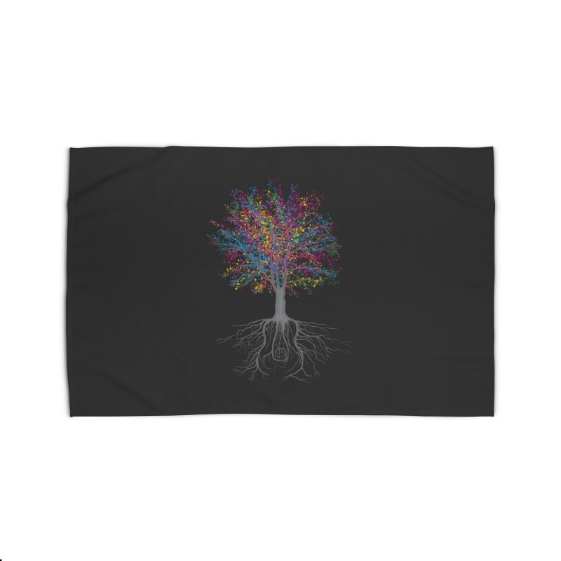 It Grows on Trees Home Rug by Threadless Artist Shop