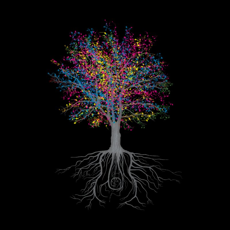 It Grows on Trees Men's Tank by Threadless Artist Shop