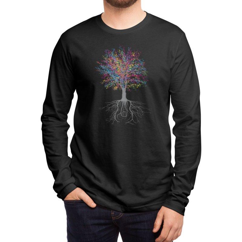 It Grows on Trees Men's Longsleeve T-Shirt by Threadless Artist Shop