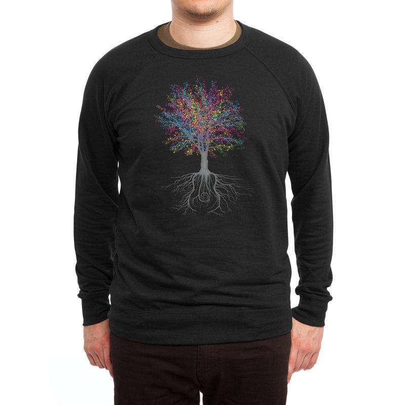 It Grows on Trees Men's Sweatshirt by Threadless Artist Shop
