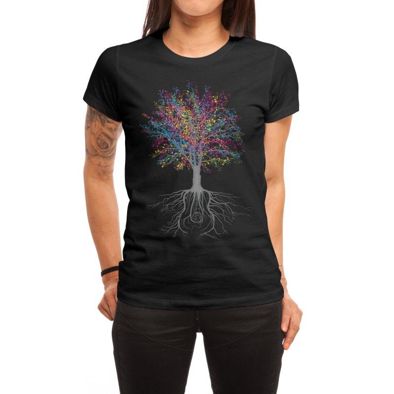 It Grows on Trees Women's T-Shirt by Threadless Artist Shop