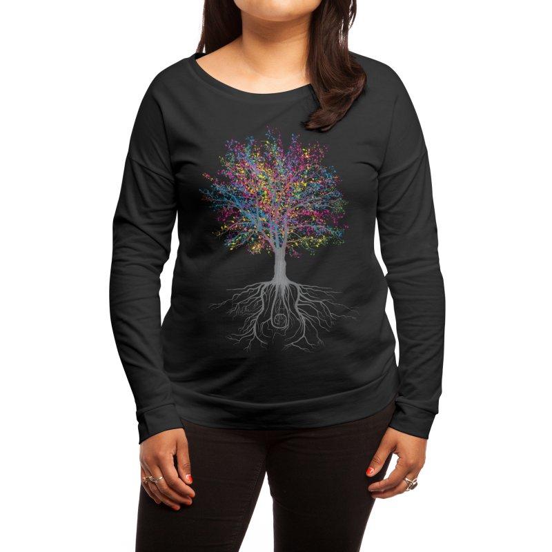 It Grows on Trees Women's Longsleeve T-Shirt by Threadless Artist Shop