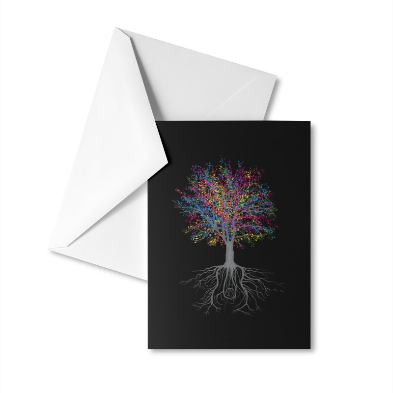 It Grows on Trees Accessories Greeting Card by Threadless Artist Shop