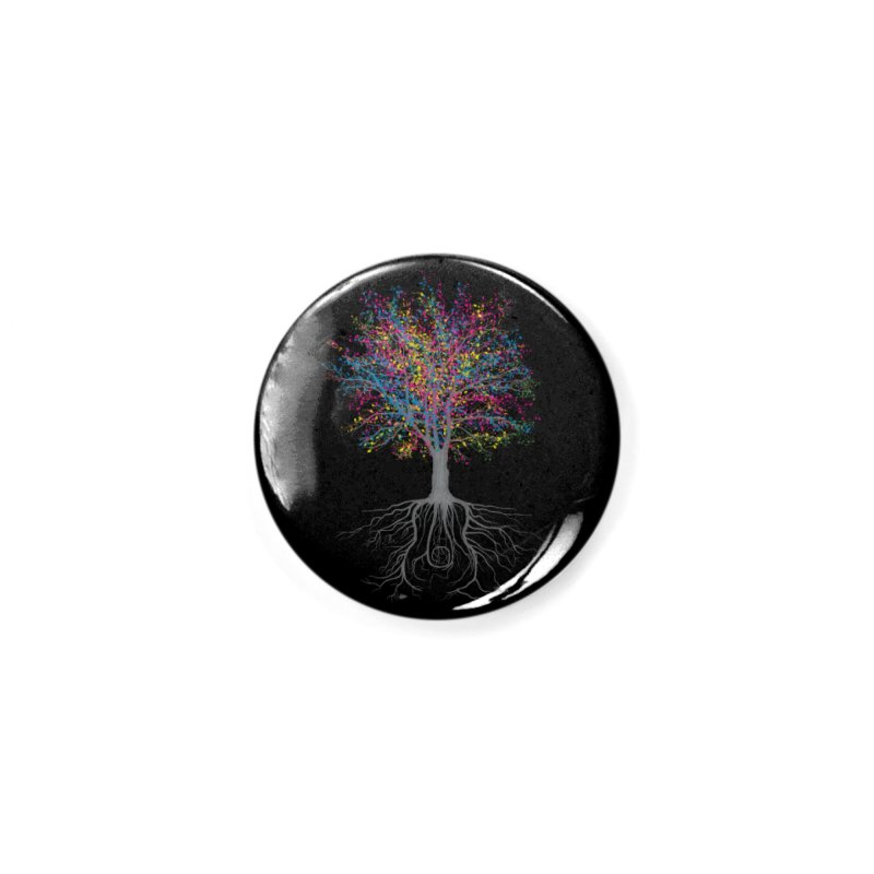 It Grows on Trees Accessories Button by Threadless Artist Shop