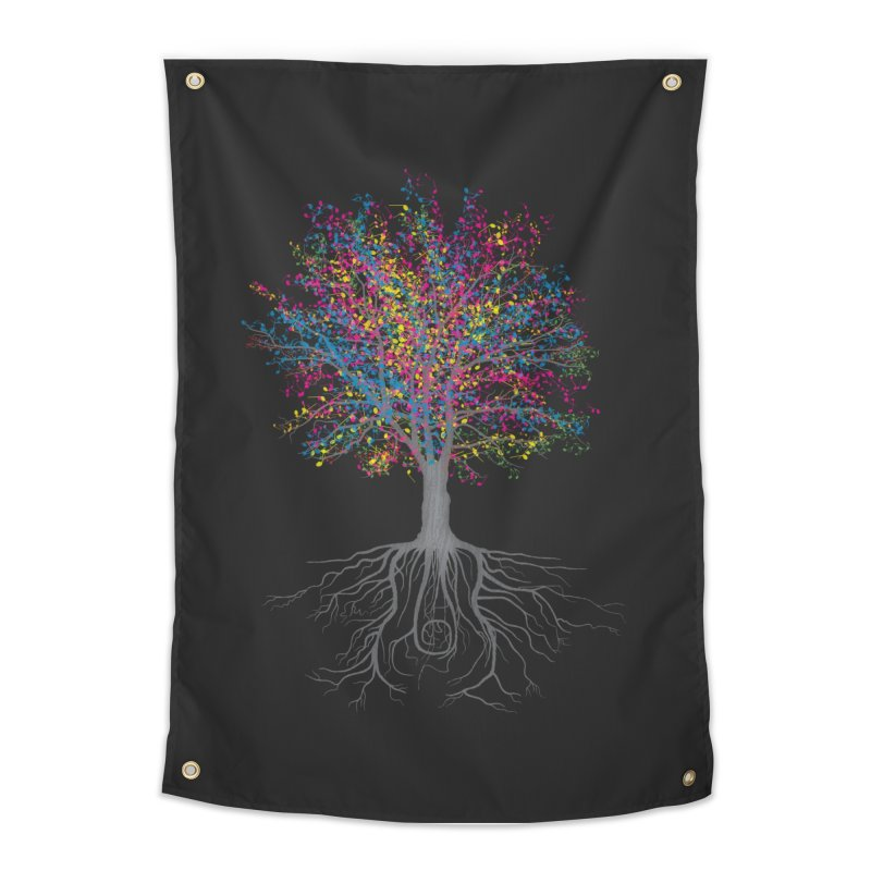 It Grows on Trees Home Tapestry by Threadless Artist Shop