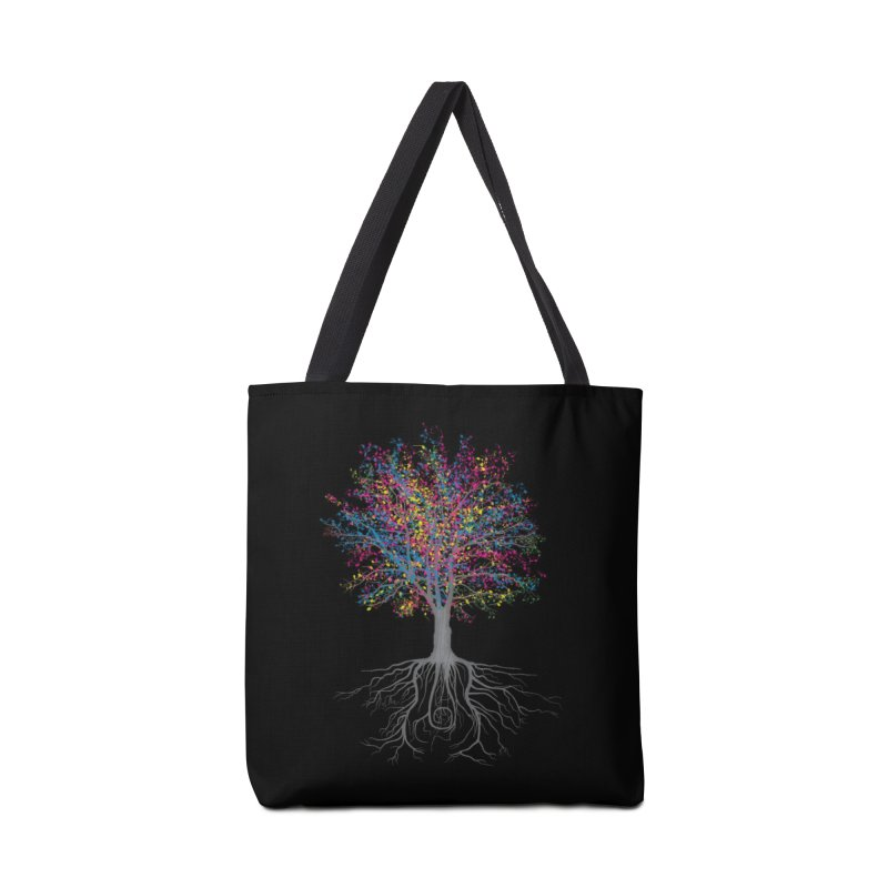 It Grows on Trees Accessories Bag by Threadless Artist Shop