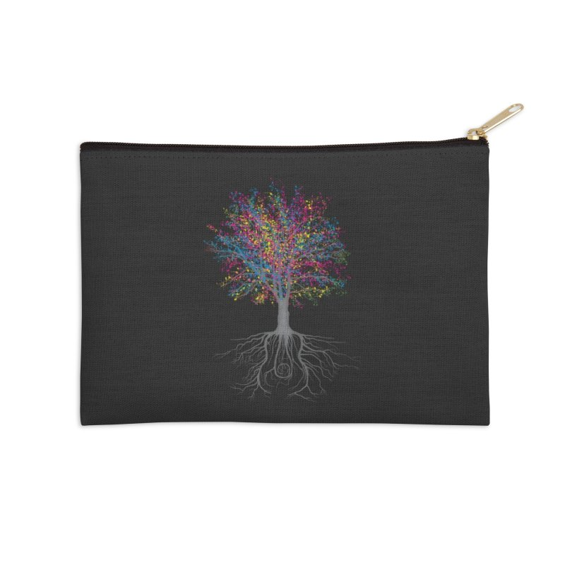 It Grows on Trees Accessories Zip Pouch by Threadless Artist Shop