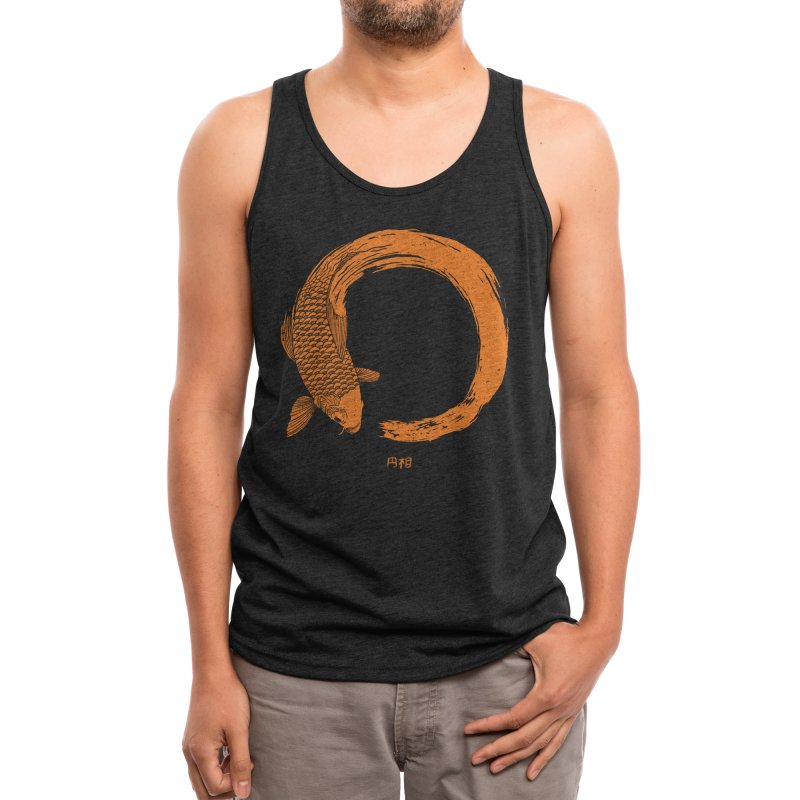 The Beauty of Imperfection Men's Tank by Threadless Artist Shop