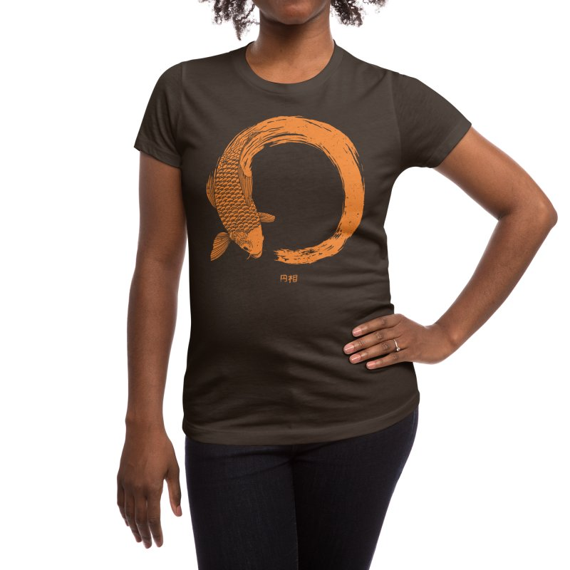 The Beauty of Imperfection Women's T-Shirt by Threadless Artist Shop