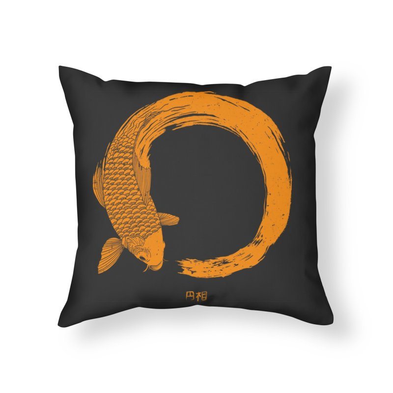 The Beauty of Imperfection Home Throw Pillow by Threadless Artist Shop