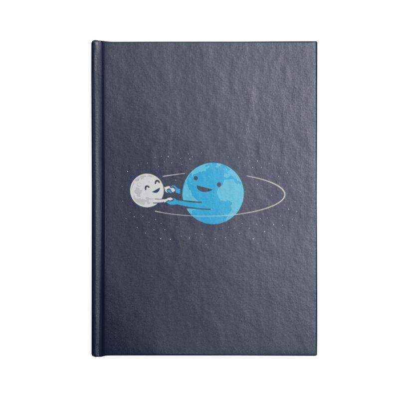 I Love Being Around You Accessories Notebook by Threadless Artist Shop