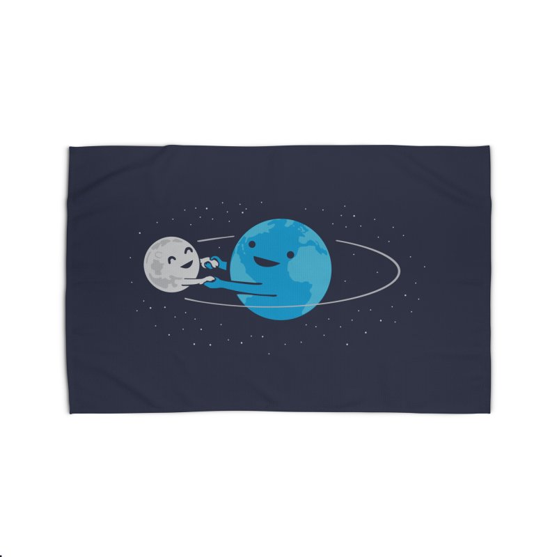 I Love Being Around You Home Rug by Threadless Artist Shop