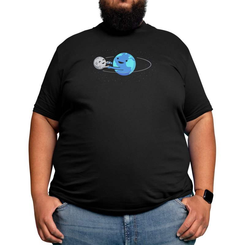 I Love Being Around You Men's T-Shirt by Threadless Artist Shop
