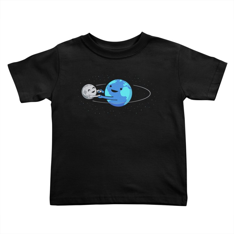 I Love Being Around You Kids Toddler T-Shirt by Threadless Artist Shop
