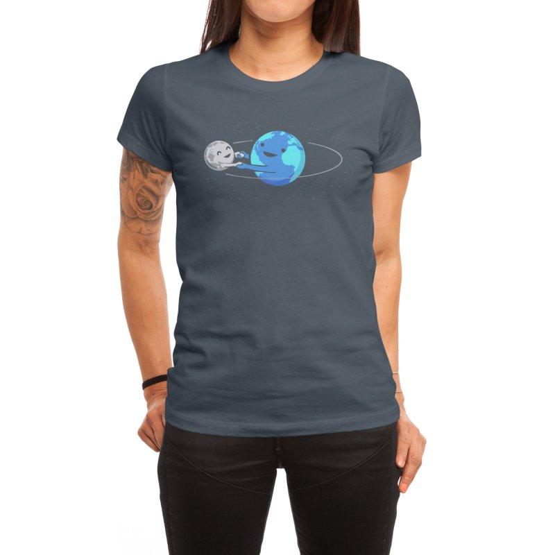 I Love Being Around You Women's T-Shirt by Threadless Artist Shop
