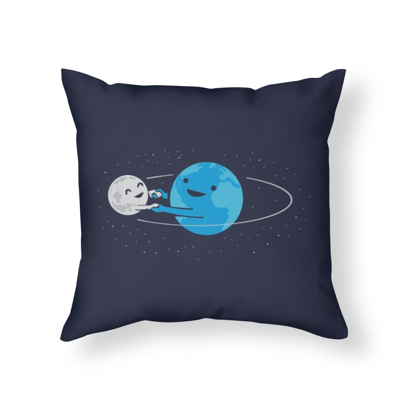 I Love Being Around You Home Throw Pillow by Threadless Artist Shop