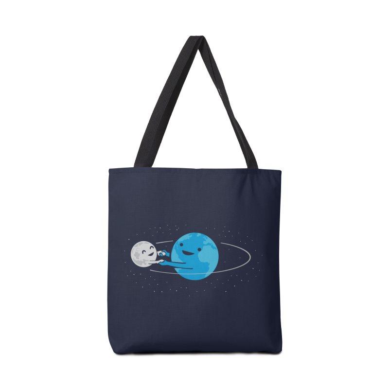I Love Being Around You Accessories Bag by Threadless Artist Shop