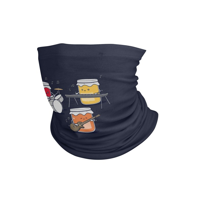 Jam Session Accessories Neck Gaiter by Threadless Artist Shop