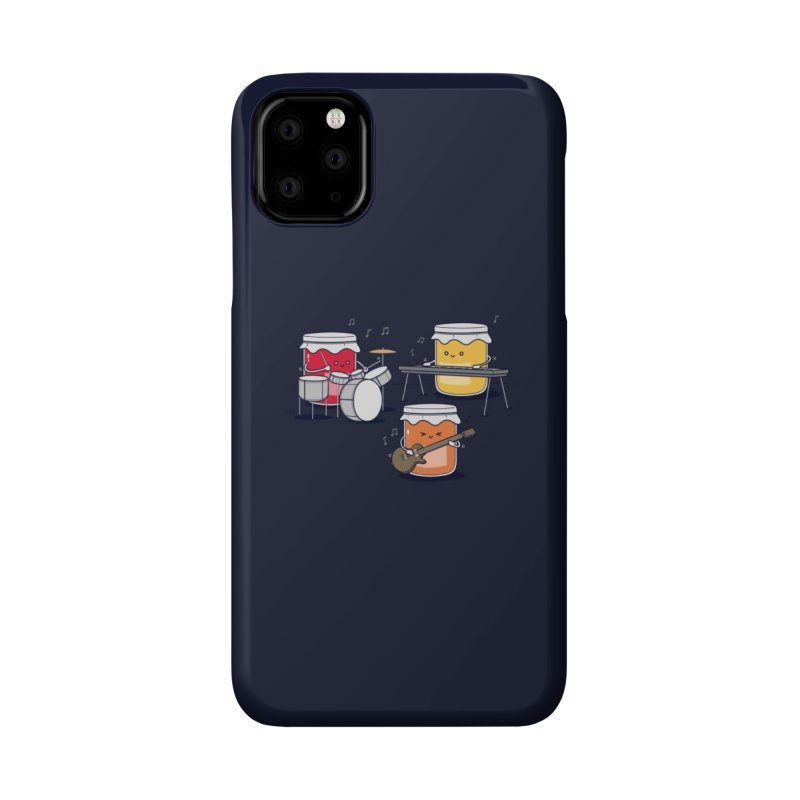 Jam Session Accessories Phone Case by Threadless Artist Shop