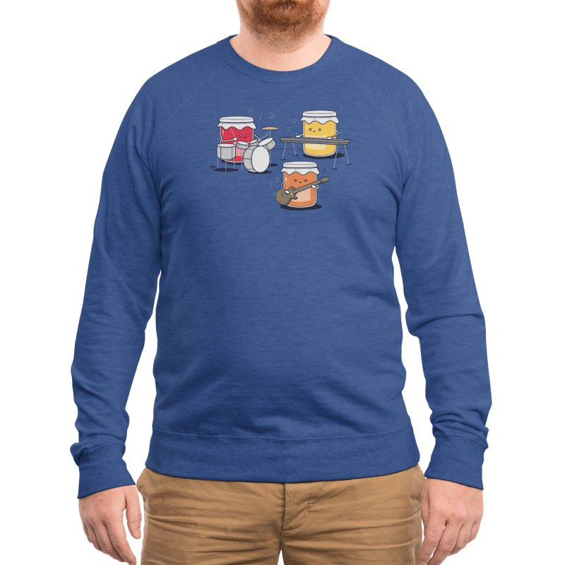 Jam Session Men's Sweatshirt by Threadless Artist Shop