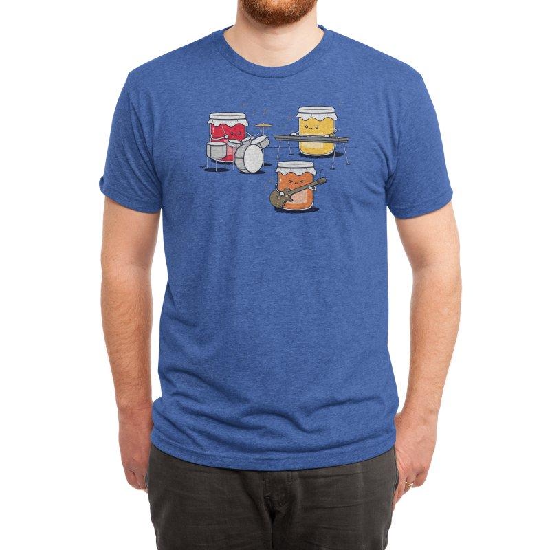 Jam Session Men's T-Shirt by Threadless Artist Shop