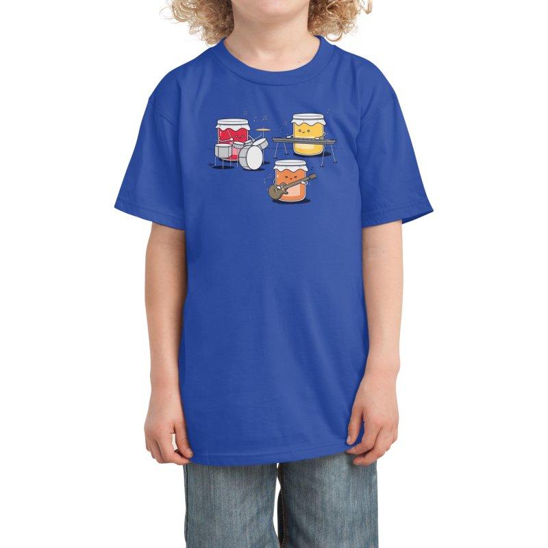 Jam Session Kids T-Shirt by Threadless Artist Shop