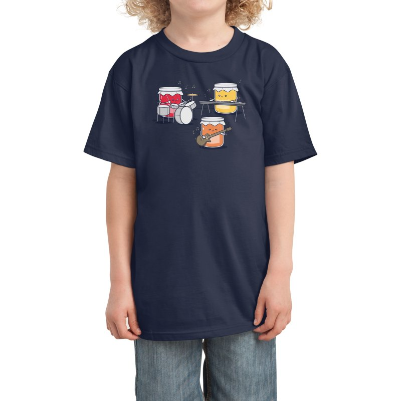 Jam Session Kids T-Shirt by Threadless Artist Shop