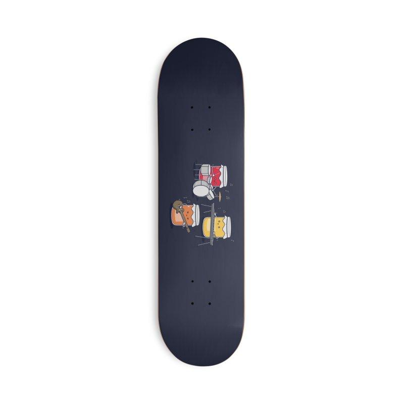Jam Session Accessories Skateboard by Threadless Artist Shop