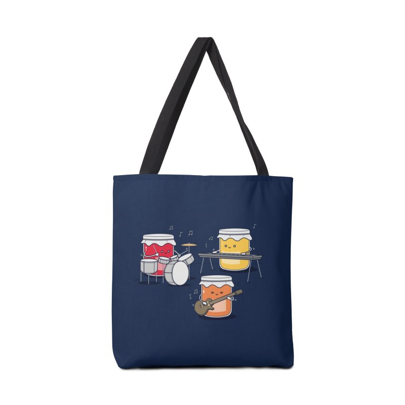 Jam Session Accessories Bag by Threadless Artist Shop