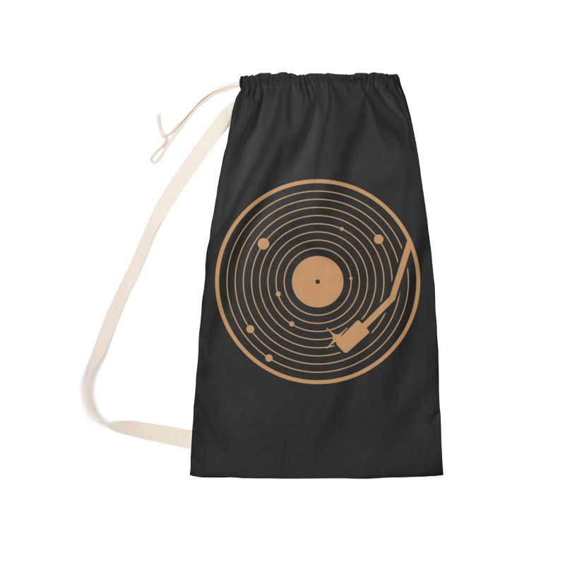 The Vinyl System Accessories Bag by Threadless Artist Shop