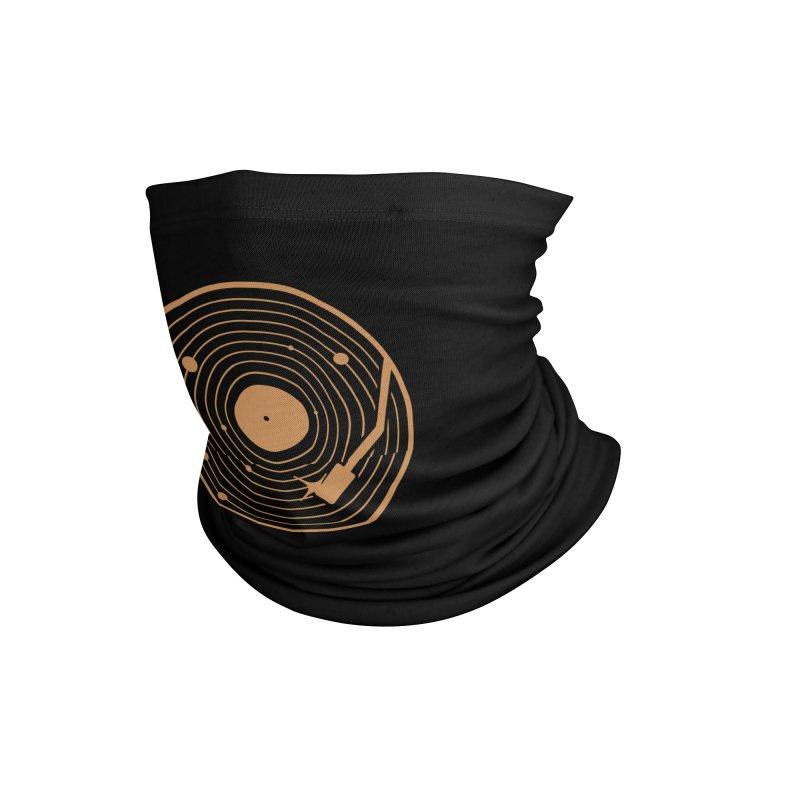 The Vinyl System Accessories Neck Gaiter by Threadless Artist Shop