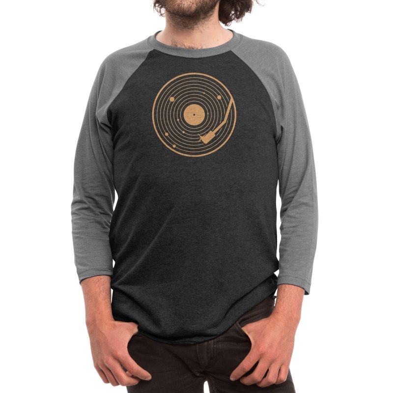 The Vinyl System Men's Longsleeve T-Shirt by Threadless Artist Shop