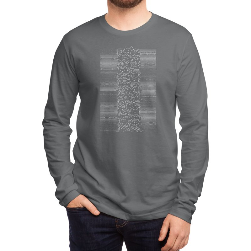 Furr Division Men's Longsleeve T-Shirt by Threadless Artist Shop
