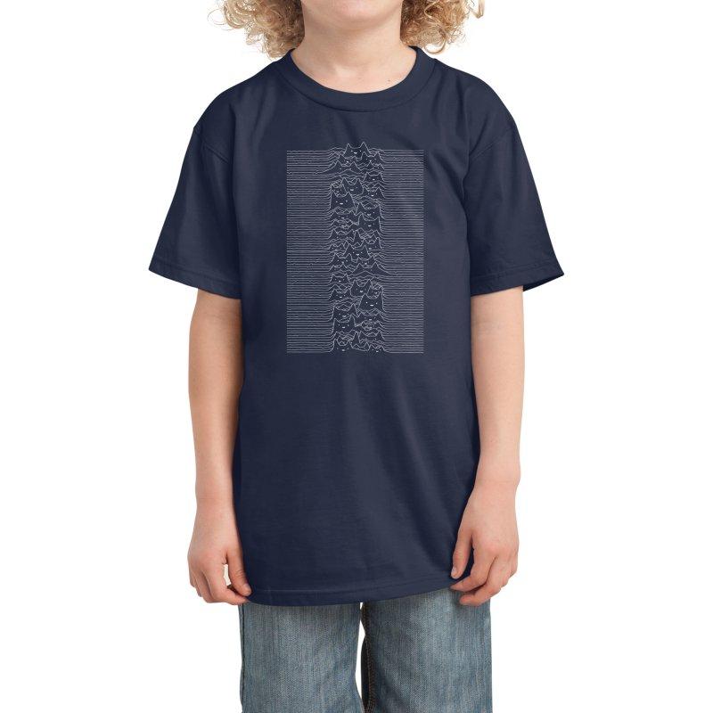 Furr Division Kids T-Shirt by Threadless Artist Shop