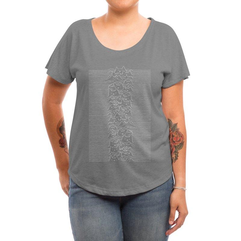 Furr Division Women's Scoop Neck by Threadless Artist Shop