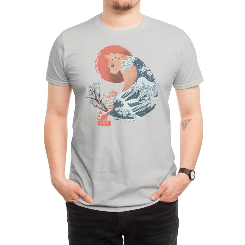 Spirit Animal Cat Men's T-Shirt by Threadless Artist Shop
