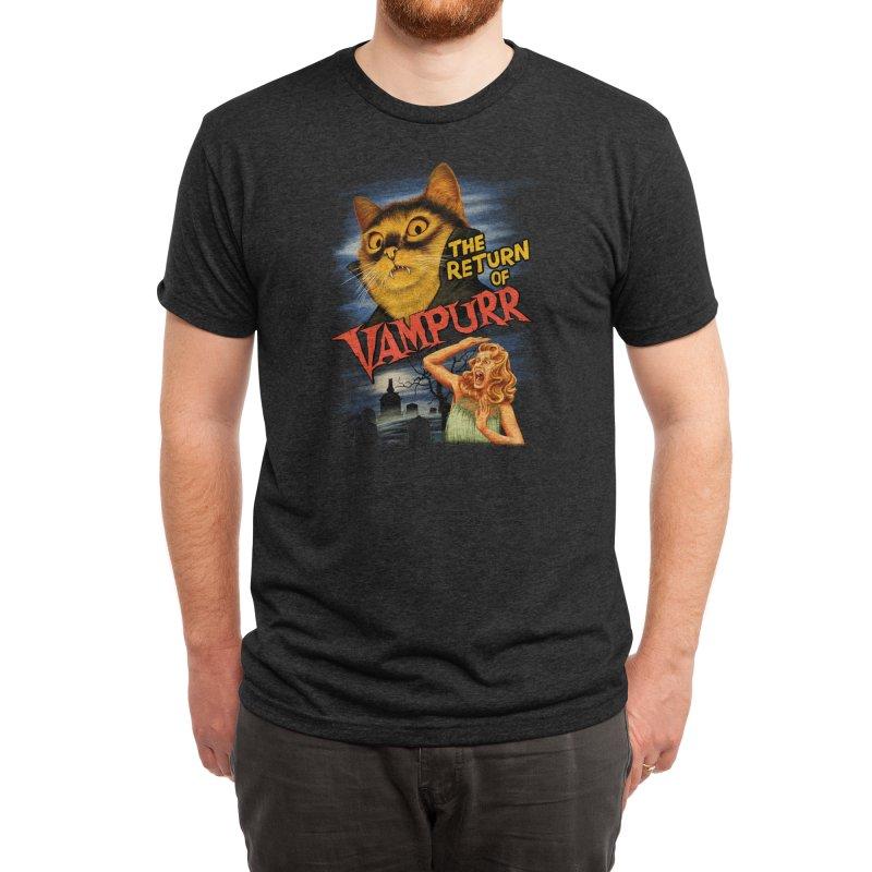 The Return of Vampurr Men's T-Shirt by Threadless Artist Shop