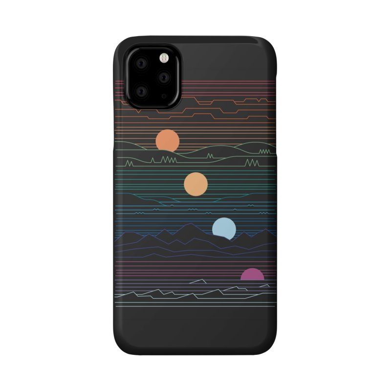 Many Lands Under One Sun Accessories Phone Case by Threadless Artist Shop