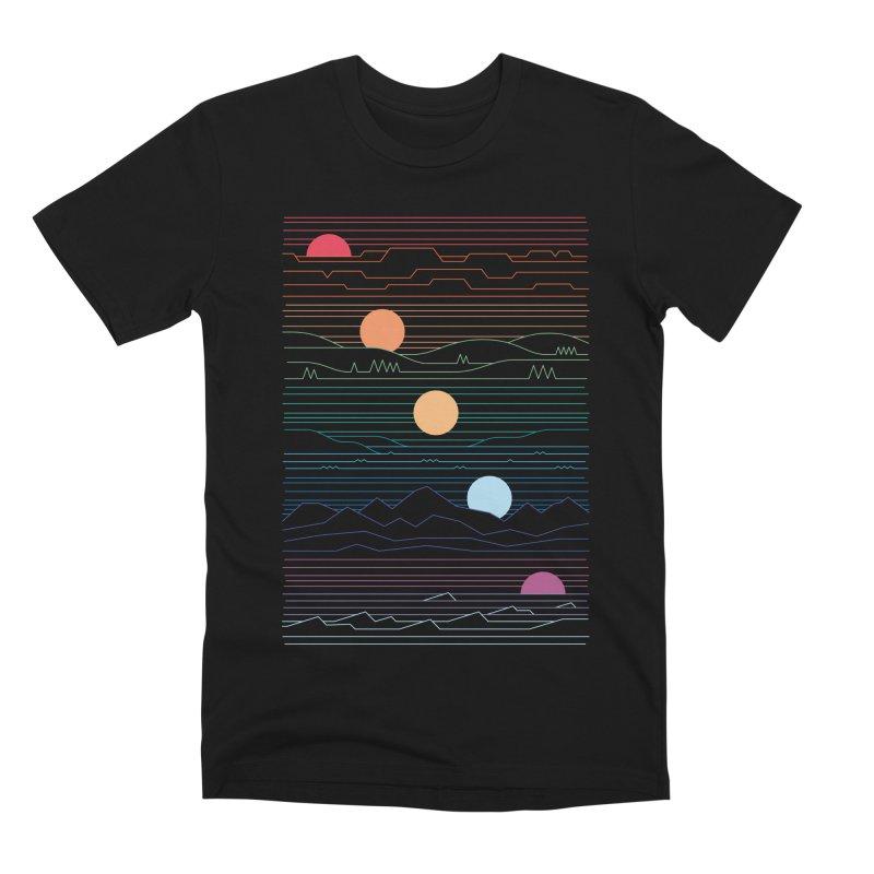 Many Lands Under One Sun Men's T-Shirt by Threadless Artist Shop