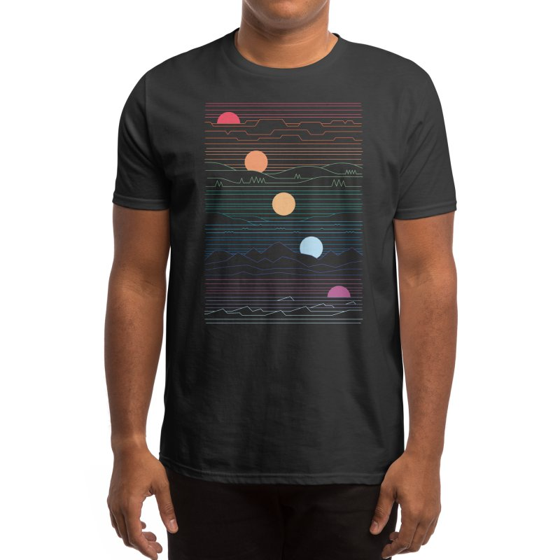 Many Lands Under One Sun Men's T-Shirt by Threadless Artist Shop