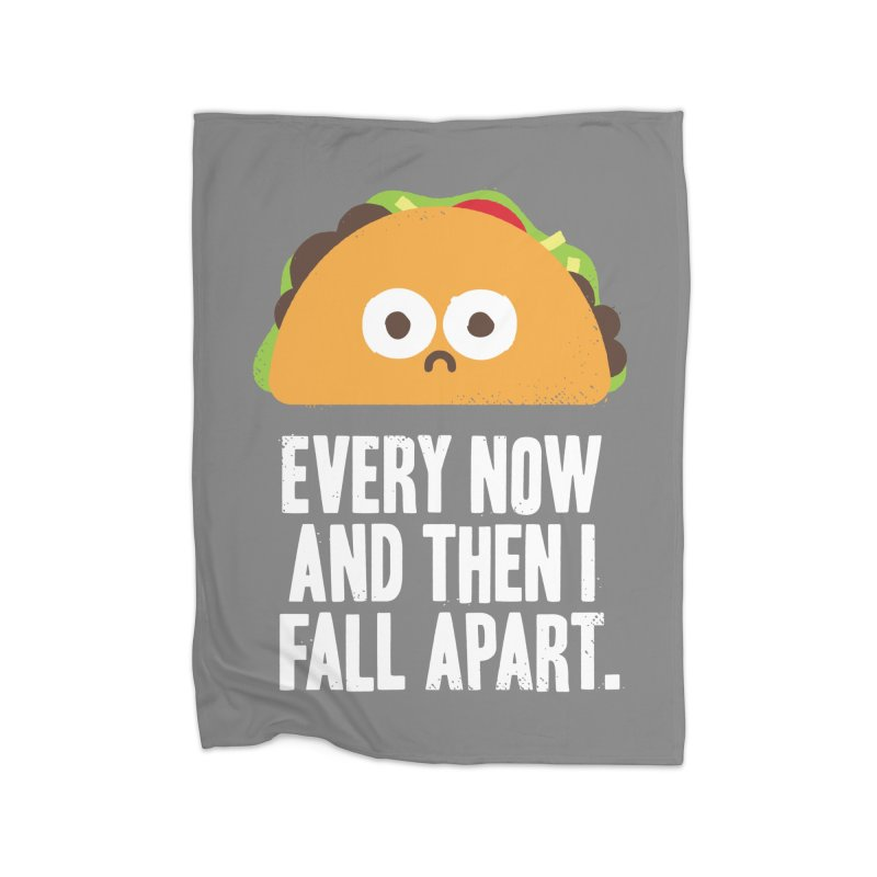 Taco Eclipse of the Heart Home Blanket by Threadless Artist Shop