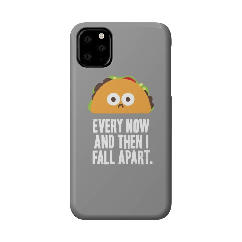 Taco Eclipse of the Heart Accessories Phone Case by Threadless Artist Shop