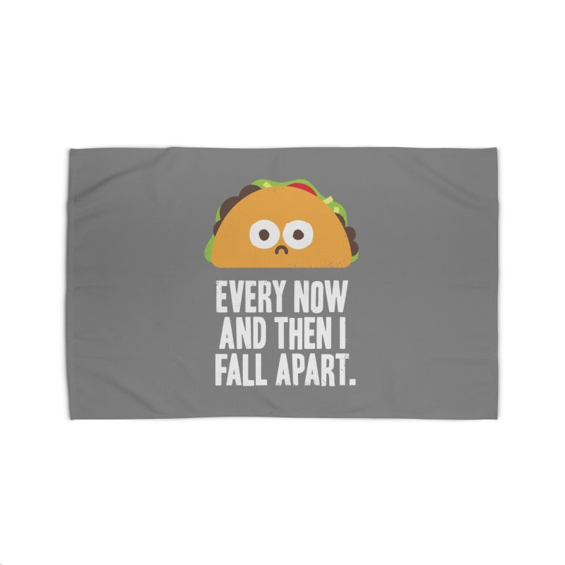 Taco Eclipse of the Heart Home Rug by Threadless Artist Shop