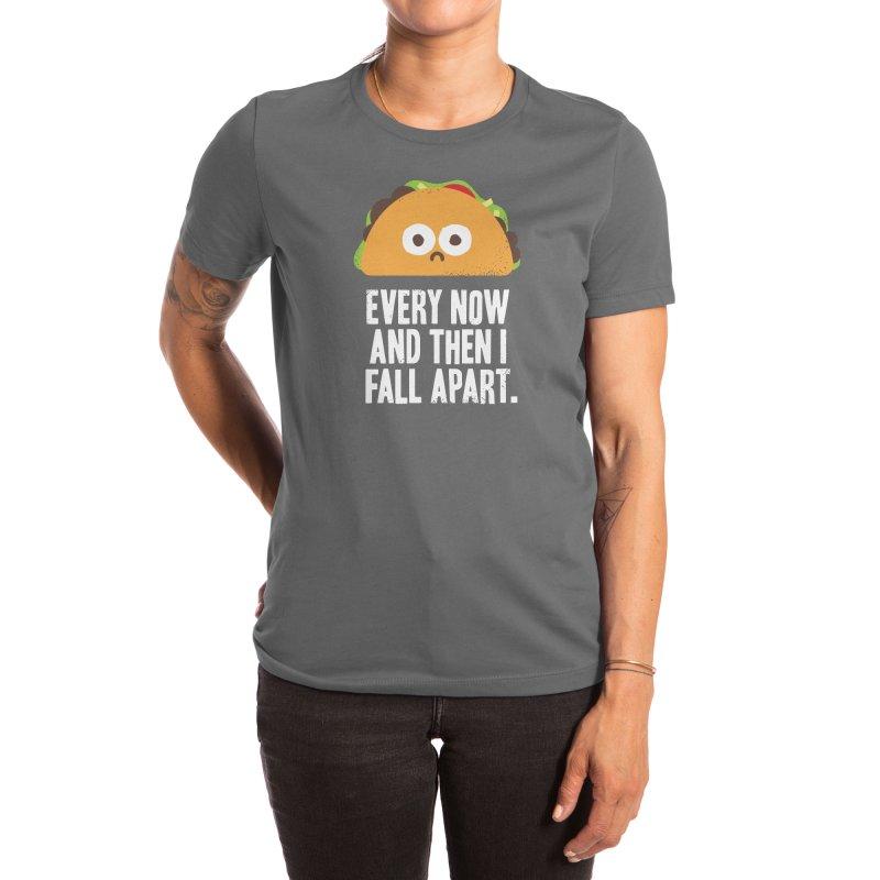 Taco Eclipse of the Heart Women's T-Shirt by Threadless Artist Shop