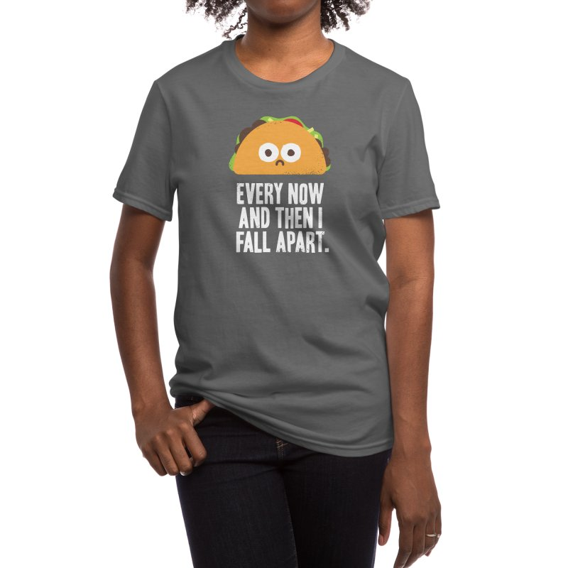 Taco Eclipse of the Heart Women's T-Shirt by Threadless Artist Shop