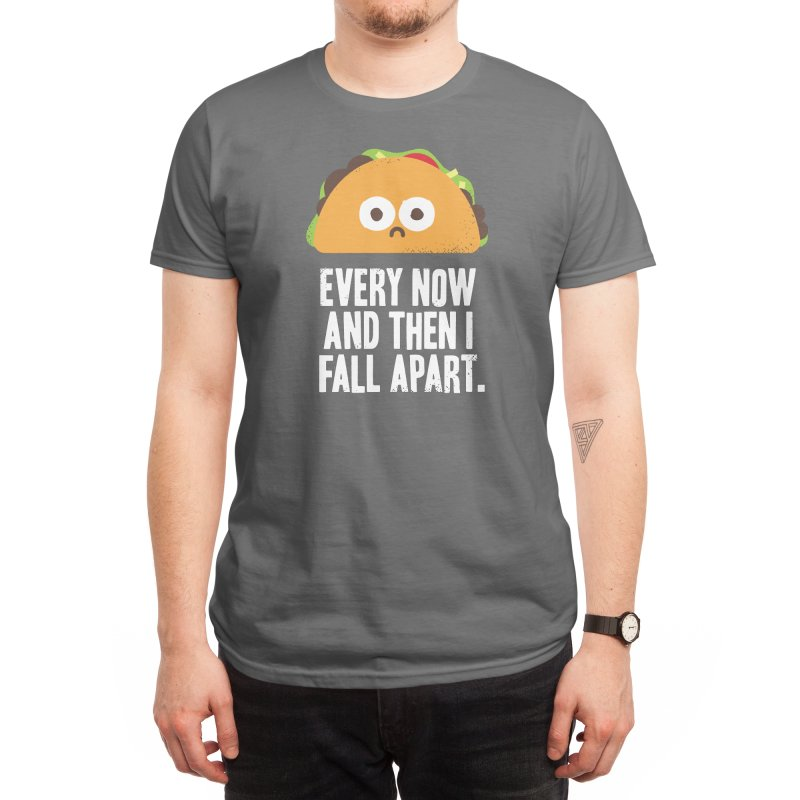 Taco Eclipse of the Heart Men's T-Shirt by Threadless Artist Shop