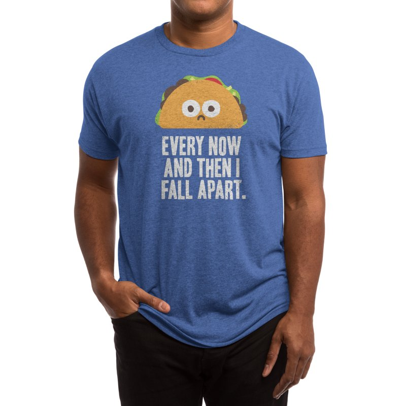 Taco Eclipse of the Heart Men's T-Shirt by Threadless Artist Shop